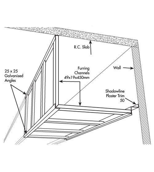 Shadowline With Bulkhead Detail Drawing Google Search Architecture Ceiling Ceiling Detail Detailed Drawings