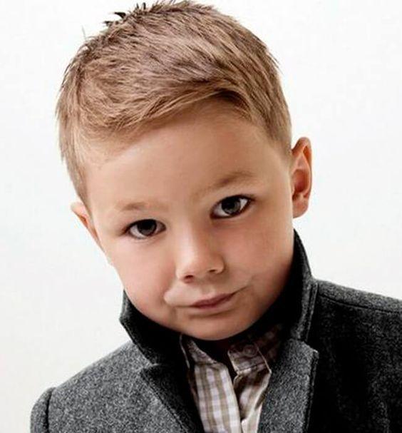 Haarschnitte Der Kleinen Jungen Haarschnitte Jungen Kleinen