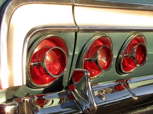 1964 Chevrolet Impala I Always Liked The Taillight Treatment Http Mrimpalasuatoparts Com Chevrolet Impala Impala Chevrolet