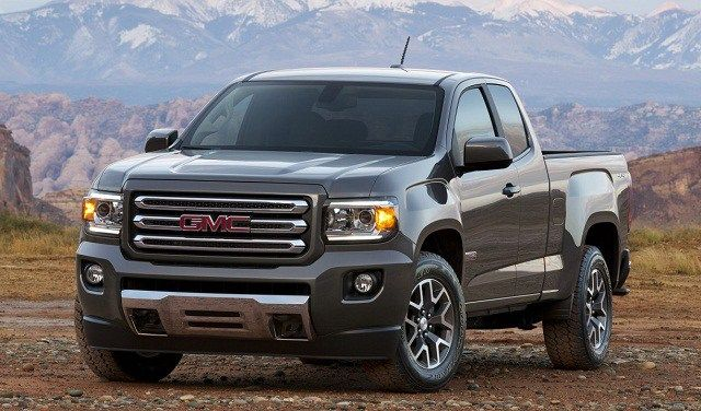 2017 Gmc Canyon Denali Review 2017 2018 Best Trucks Gmc