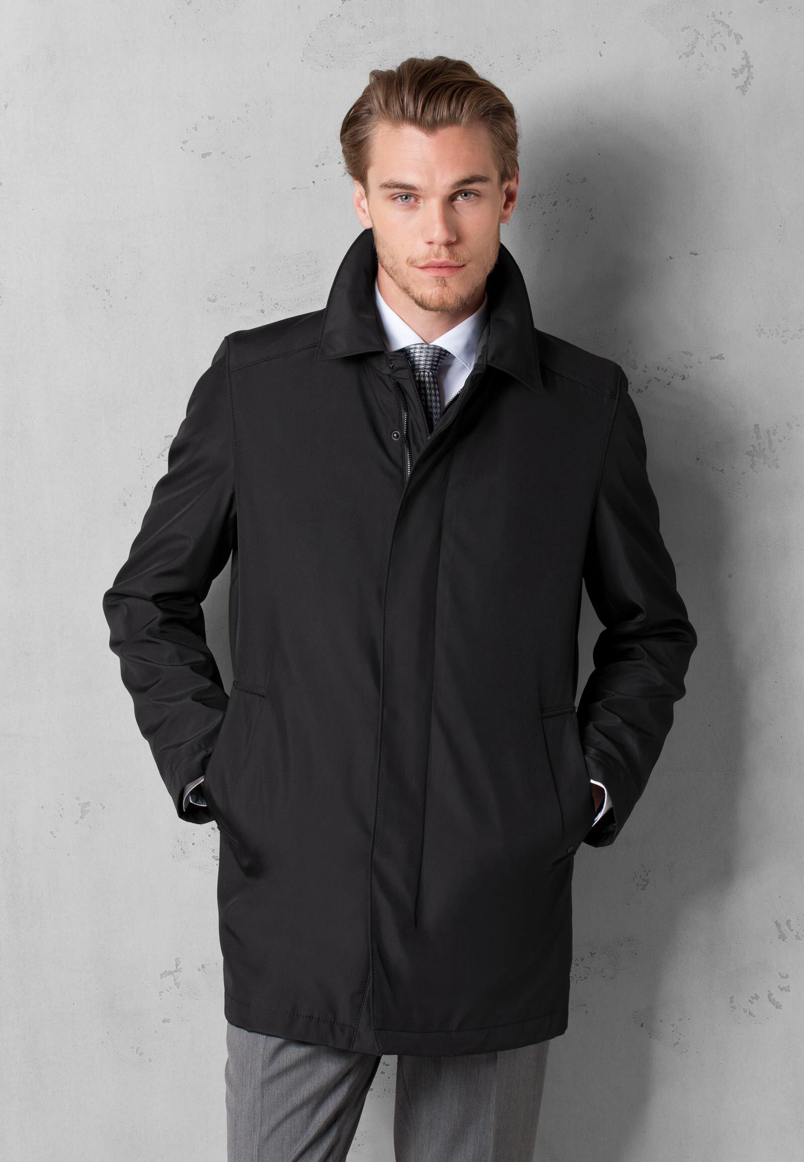 Strellson 'fly' winter coat.