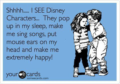 Totally true! Not to mention, I get so happy, I cry! lol