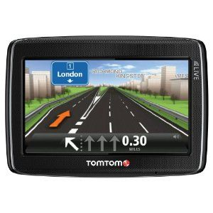 TomTom GO LIVE 820 4.3 Sat Nav with UK and Ireland Maps