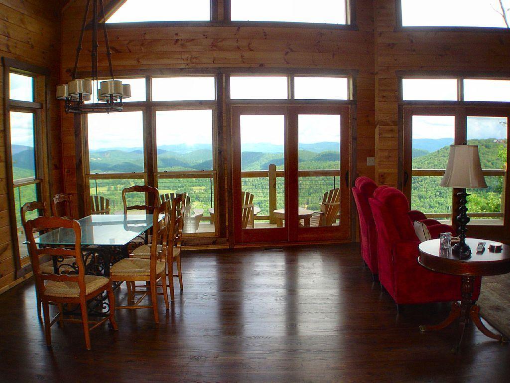 Boone Vacation Rental VRBO 4 BR Blue Ridge Mountains