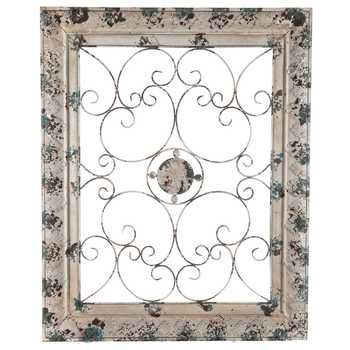 Metal Wall Art With Fl Center Hobby Lobby 990671