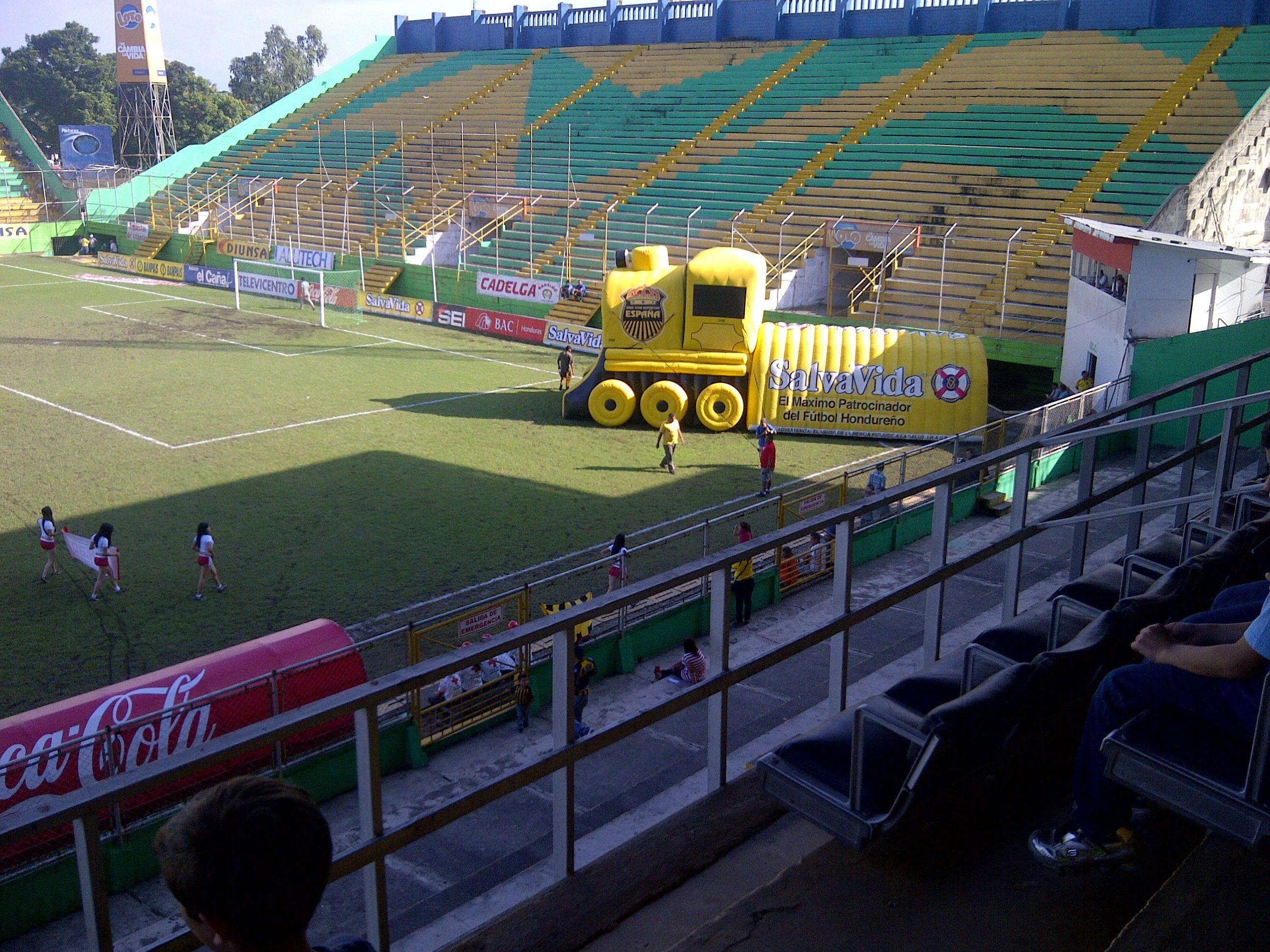 Estadio Francisco Morazan, San Pedro Sula #sanpedrosula Estadio Francisco Morazan, San Pedro Sula #sanpedrosula