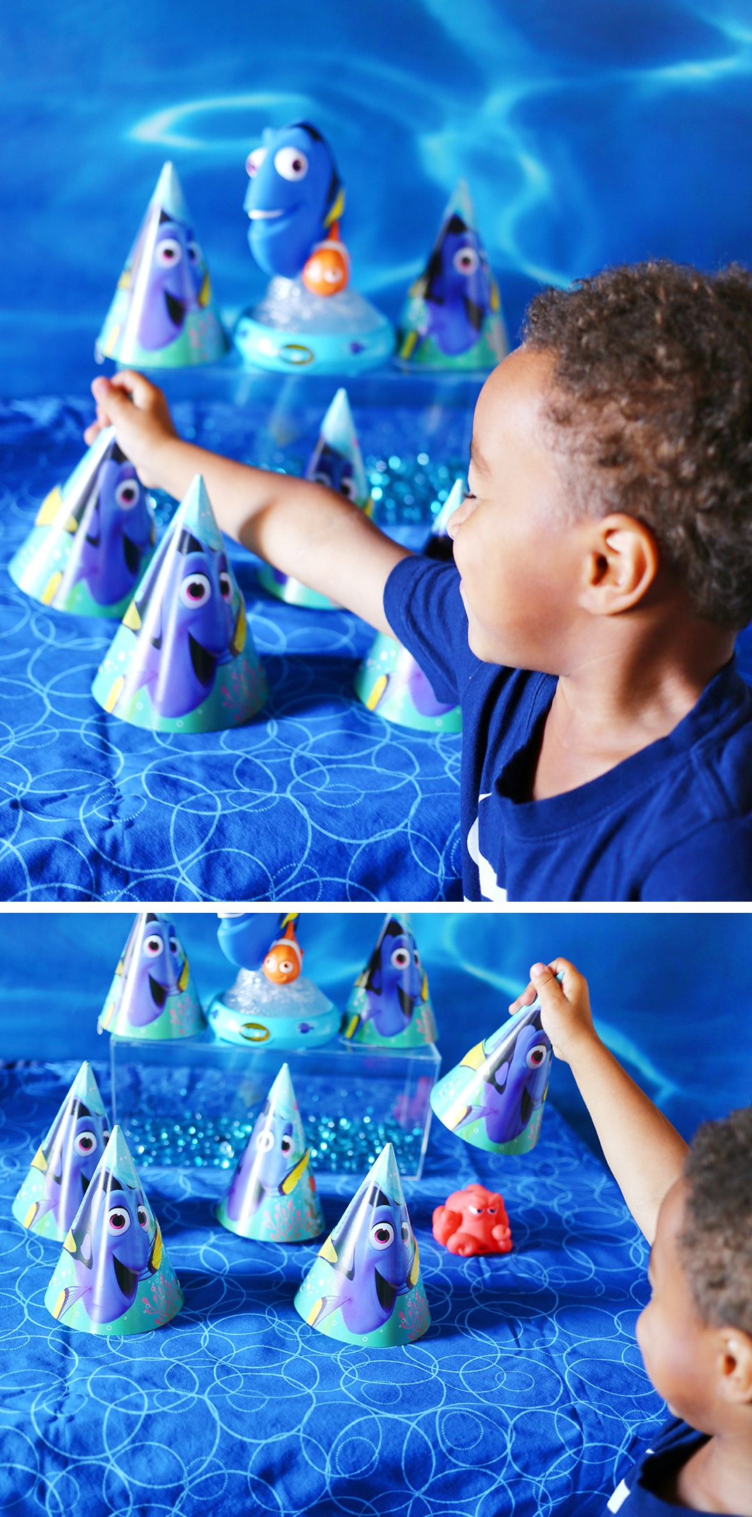 Diy finding dory inspired party game party party themes