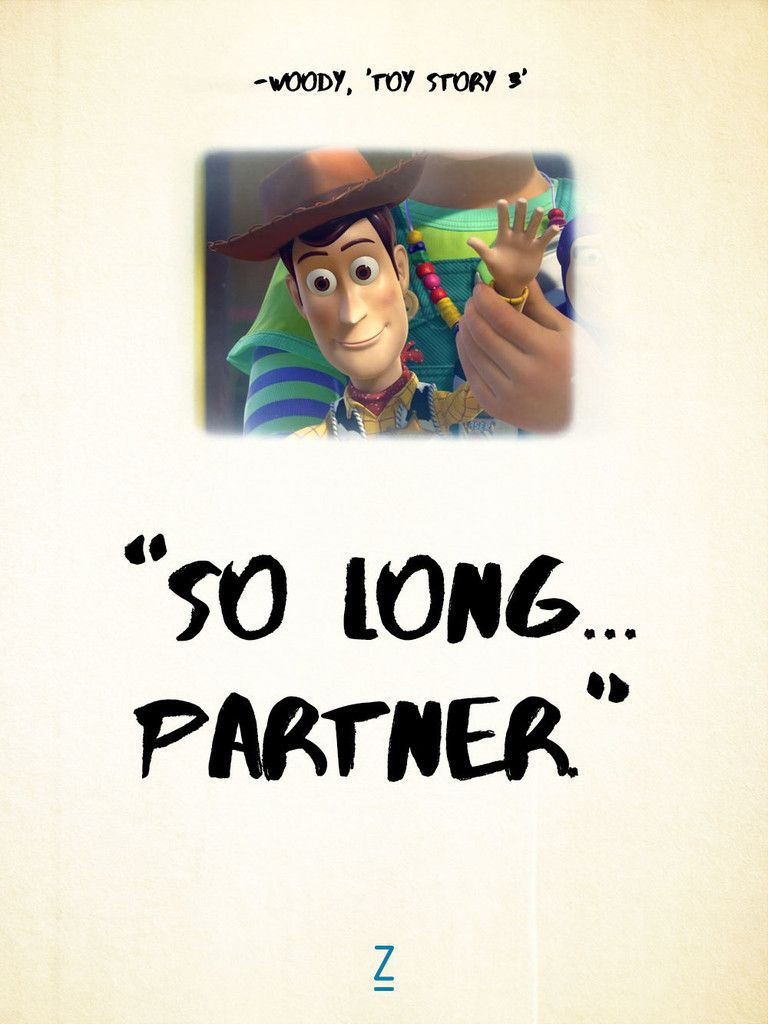 Woody Toy Story Quotes From 'Toy Story 3' | Pixar Movie Quotes | Pixar movies, Pixar  Woody Toy Story Quotes