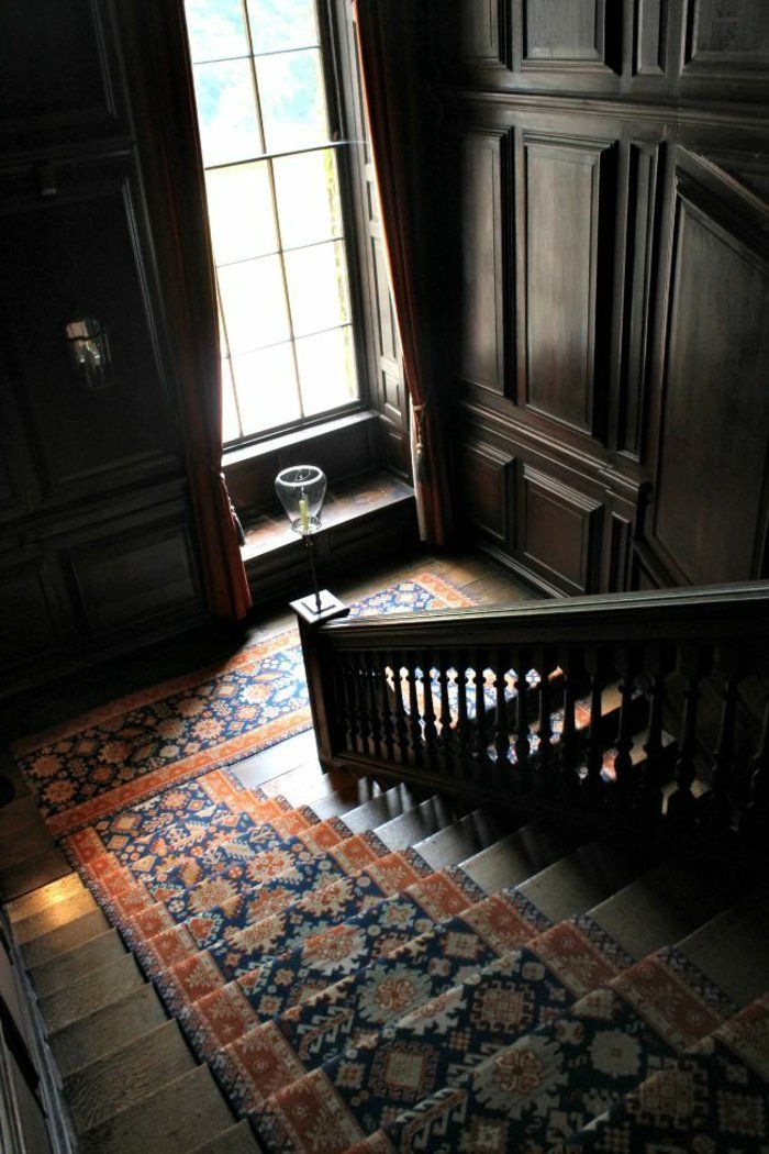 Le Tapis Pour Escalier En 52 Photos Inspirantes Old Pinterest