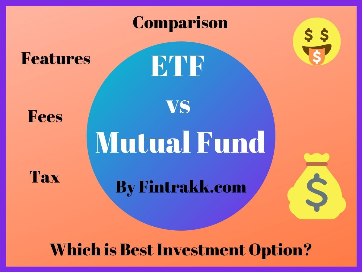 Etf vs mutual funds review difference performance