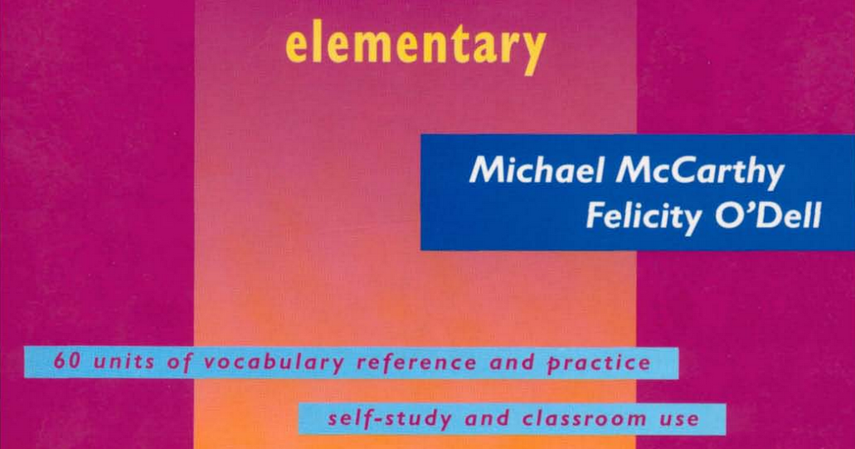 English Vocabulary Elementary.pdf Google Drive (con