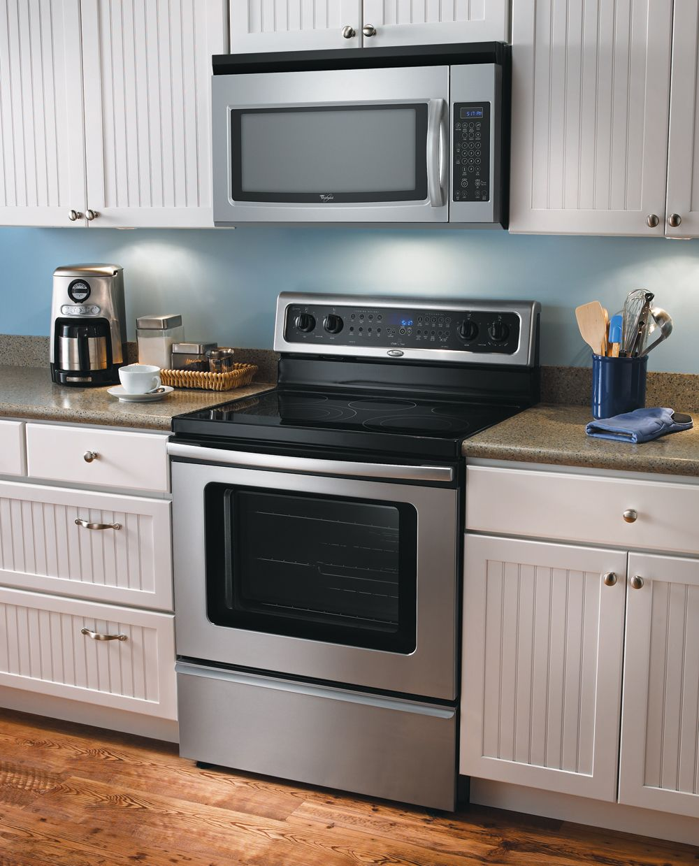 Ft Whirpool Over The Range Microwave Hood Combination