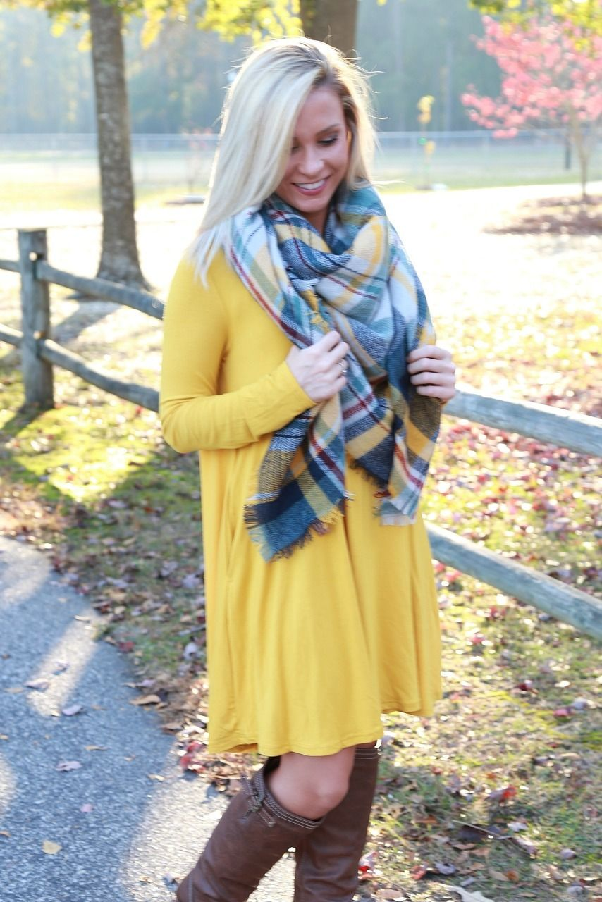 Royal blue n yellow dress  Off the Racks Boutique  Parker Dress Mustard