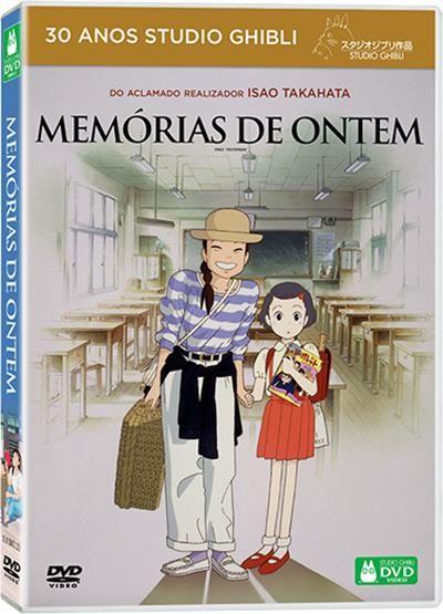 Memórias de Ontem, Isao Takahata - DVD Zona 2. Comprar filmes e DVD na Fnac.pt