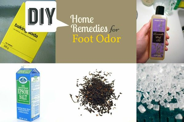 Using Foot Odor Remedies to Improve Your Confidence | Foot