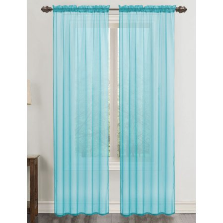 Home Rod Pocket Curtains Panel Curtains Curtains
