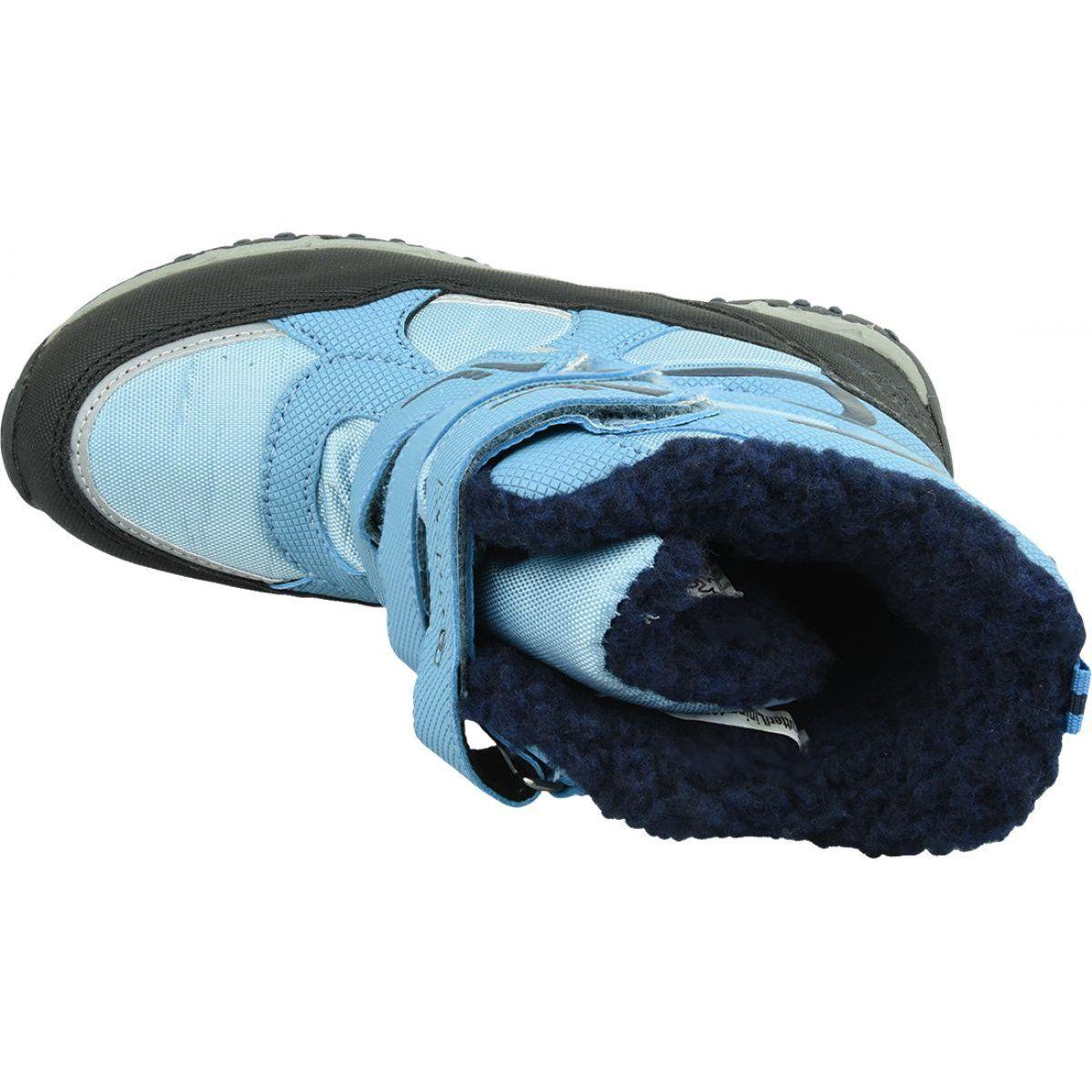 Buty Sportowe Dzieciece Dla Dzieci Innamarka Buty Zimowe Kappa Great Tex Jr 260558k 6467 Niebieskie Winter Boots Winter Shoes Kid Shoes