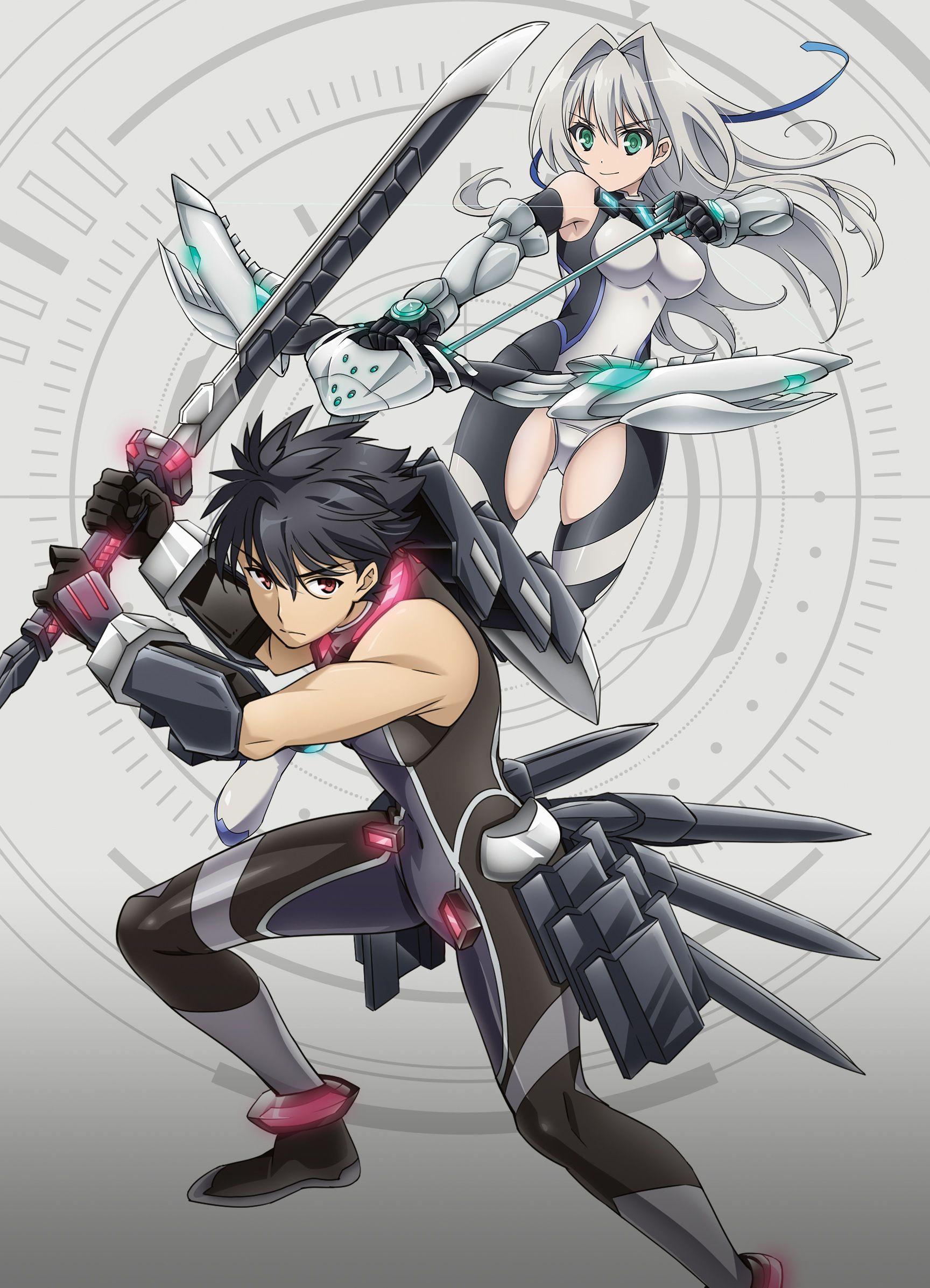 Hayato And Emila Anime Anime Characters Art