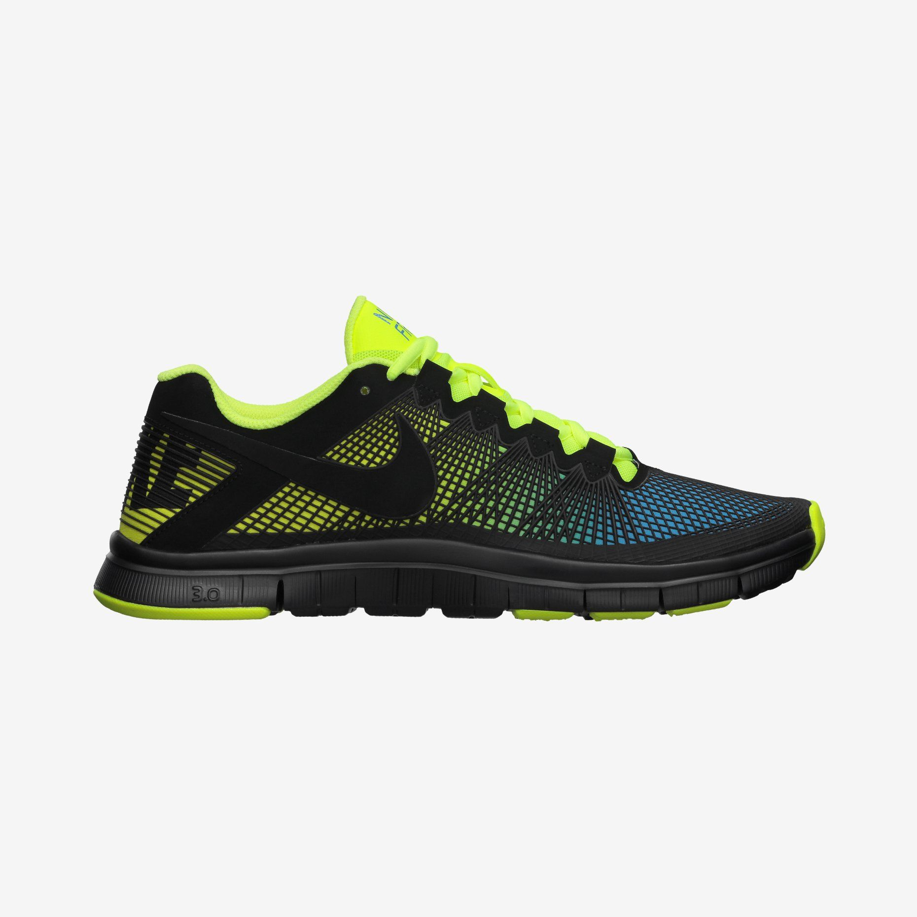 Nike Store. Nike Free Trainer 3.0 NRG Men's Shoe