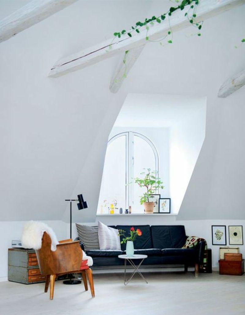 Wohnung skandinavisch einrichten Designer Möbel Beistelltisch ...