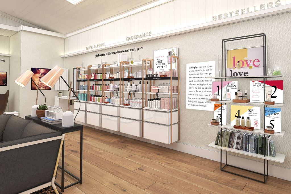 Philosophy Opens Wellbeing Retail Concept Store