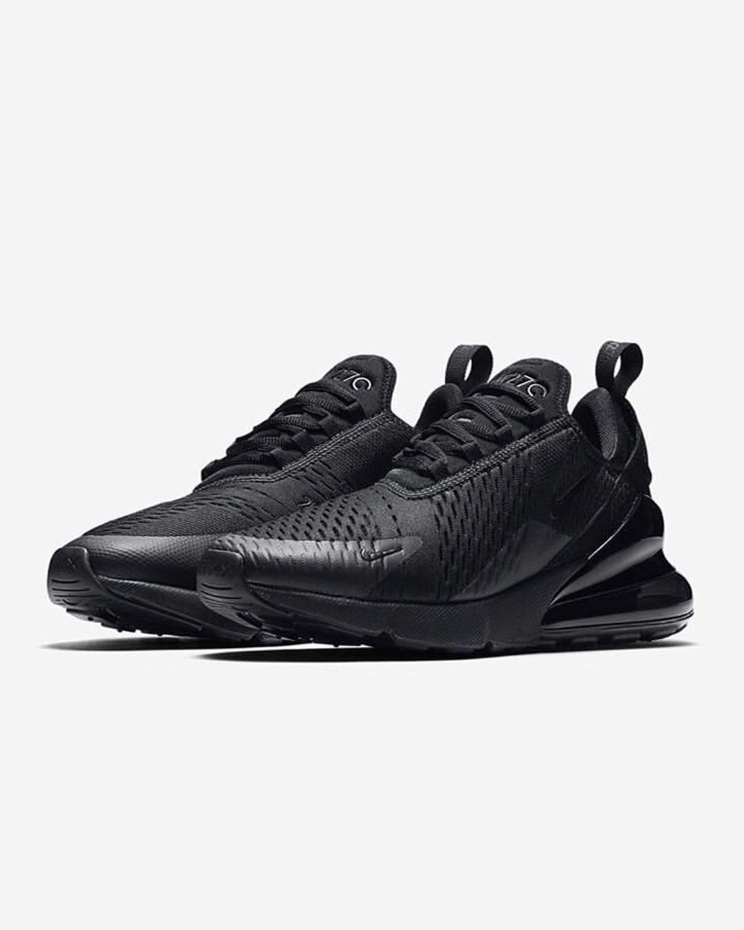 Nike Air Max 270 in schwarz AH8050 005 | Nike air, Nike