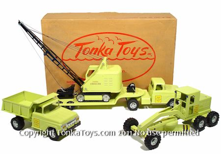 Mine tonka toy vintage opinion you