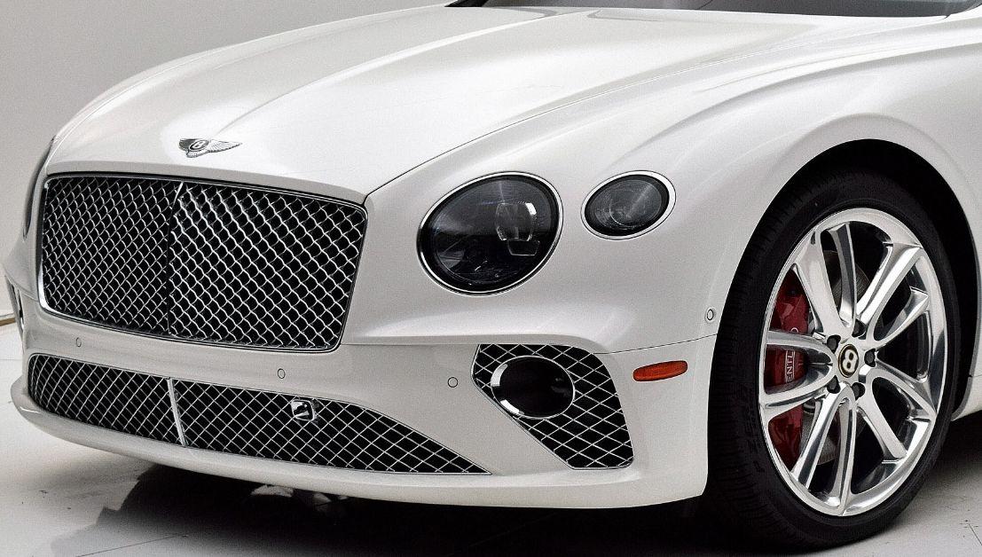 2020 Bentley Continental Gt Convertible V8 Bentley Continental Gt Convertible Bentley Continental Gt Bentley