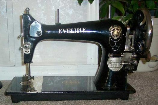 gritzner sewing machine serial number