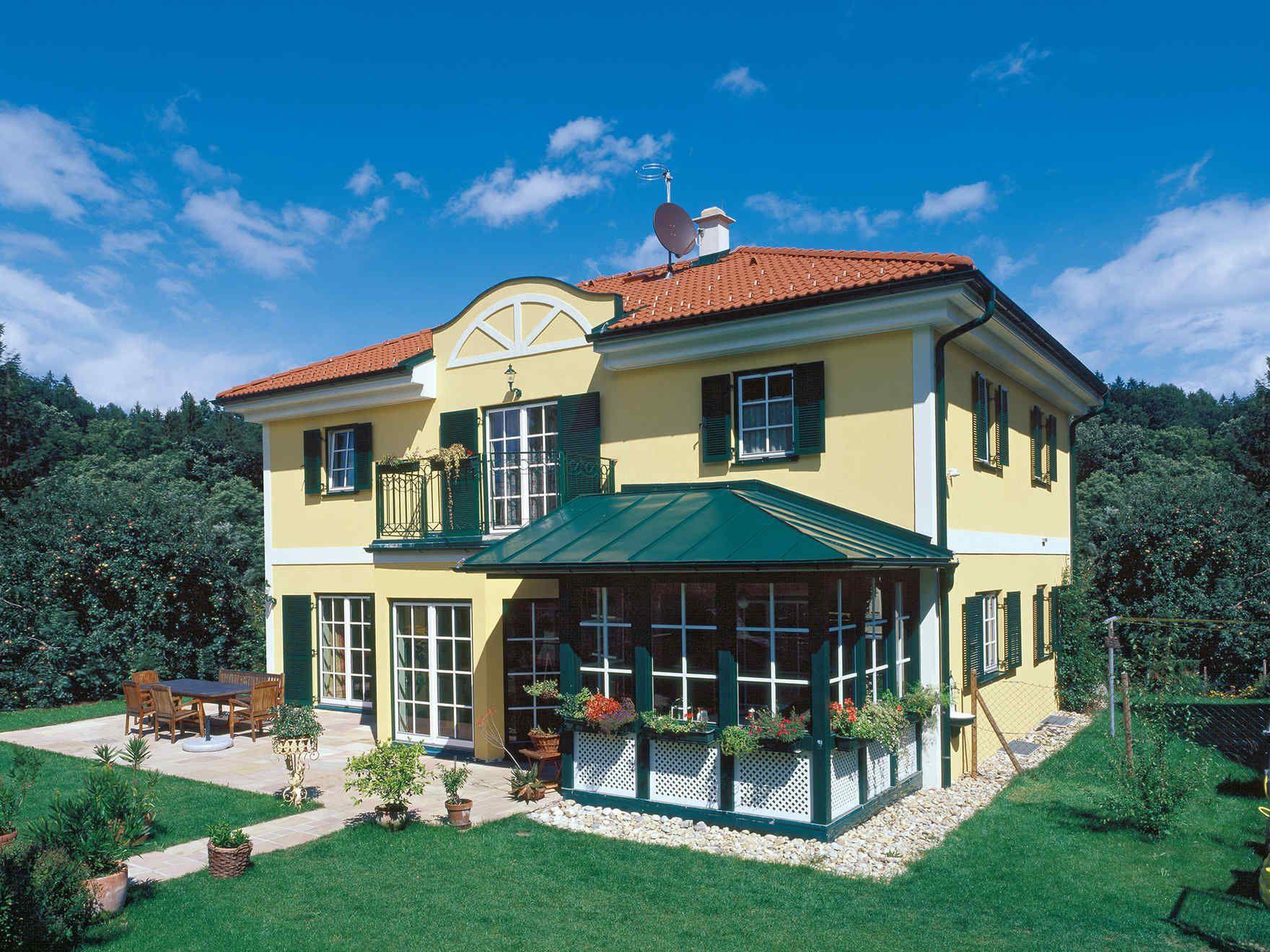 Vario haus architects villa am sachsengang gibtdemlebeneinzuhause einfamilienhaus fertighaus