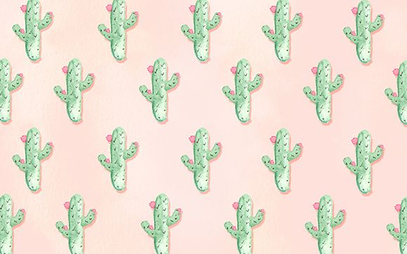 Celebrate The Summer Solstice Free Downloadable Wallpapers Computer Wallpaper Cactus Backgrounds Summer Wallpaper