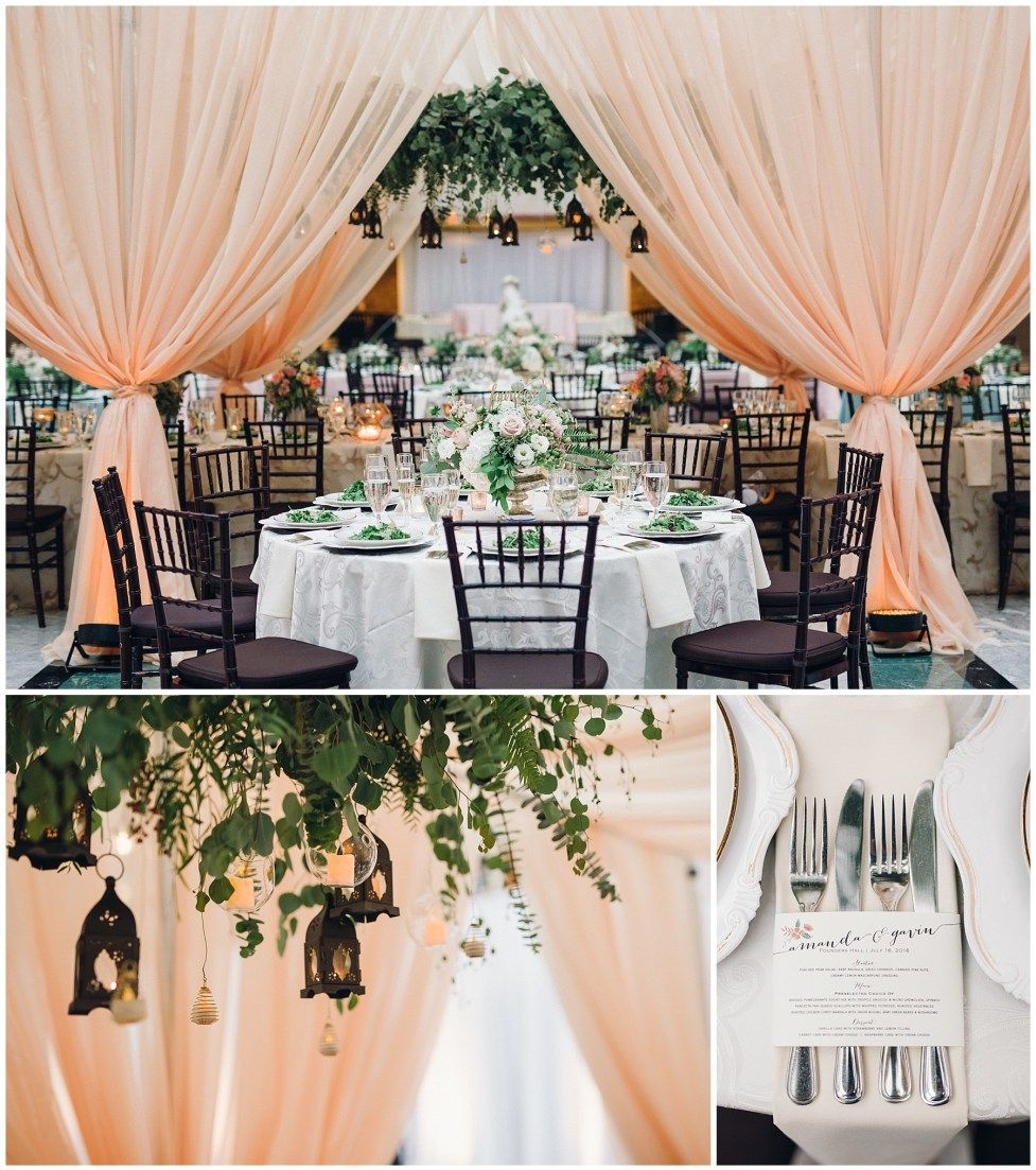 founders hall wedding aria catering and restaurant summer wedding in charlotte nc