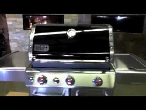 BBQ Buying Tip #4 - Anatomy Of A Weber Grill BBQ Education