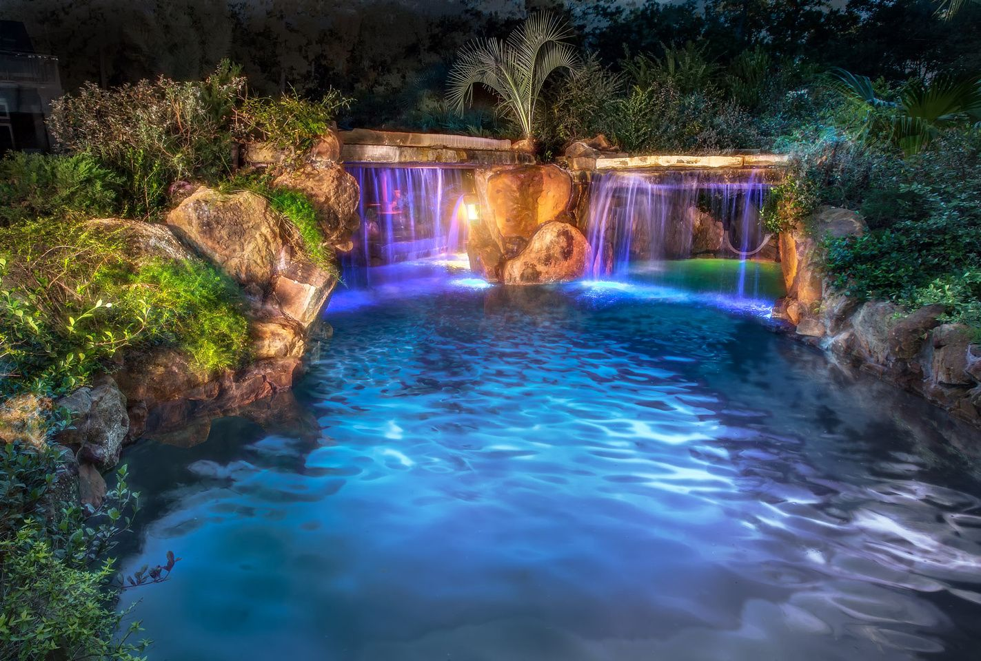 Pools Luxury Pools Garden Pools Custom Pools Luxury Backyards
