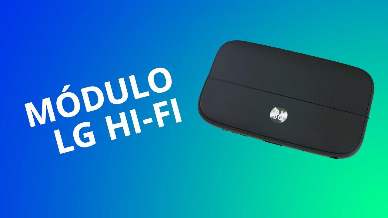 LG Hi-Fi Plus - LG G5 Friends [Análise]