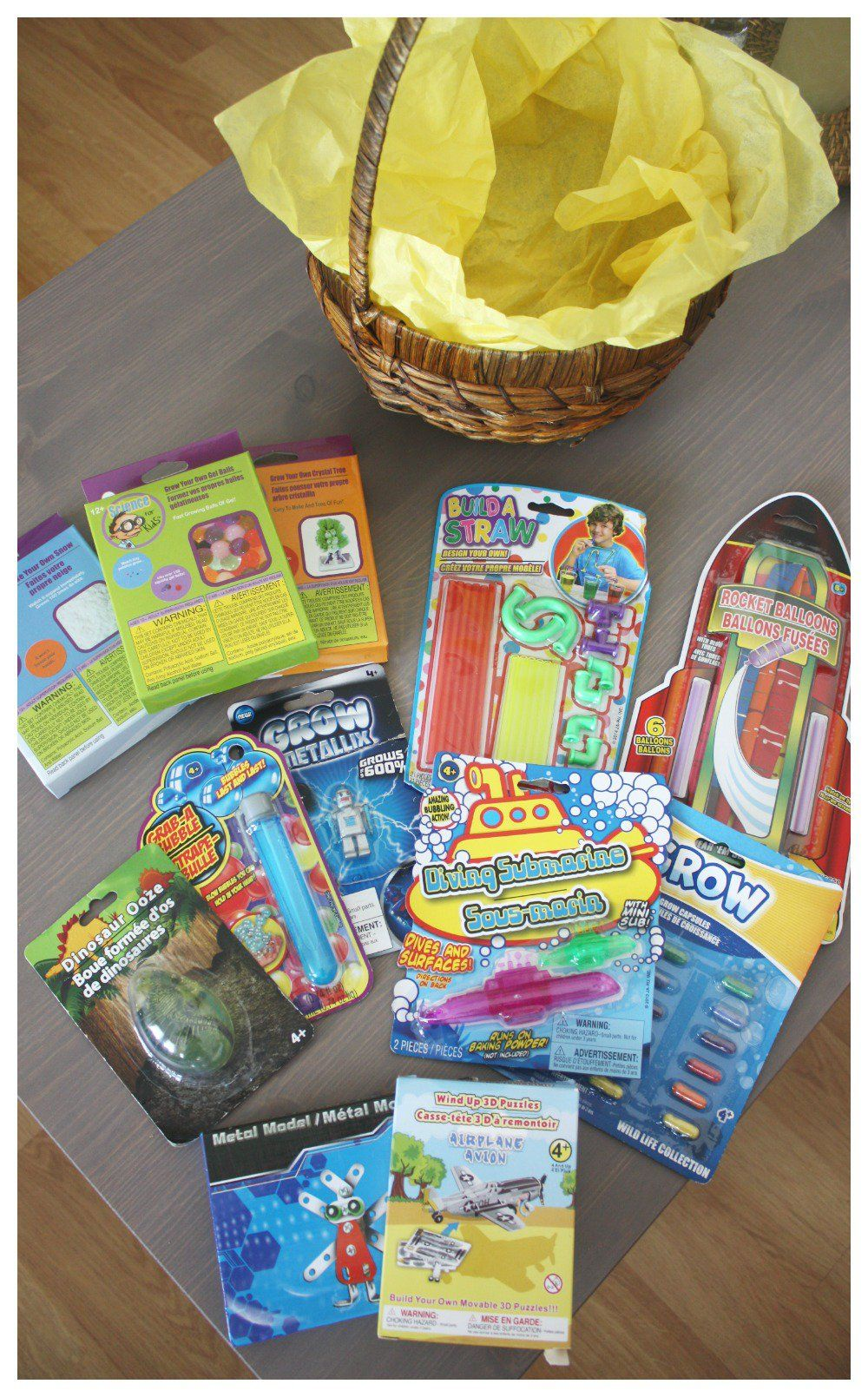 Easter basket dollar store science activities rockets bubbles make a simple science themed easter basket gift for kids using dollar store science kits the dollar store has a variety of simple science ideas negle Choice Image