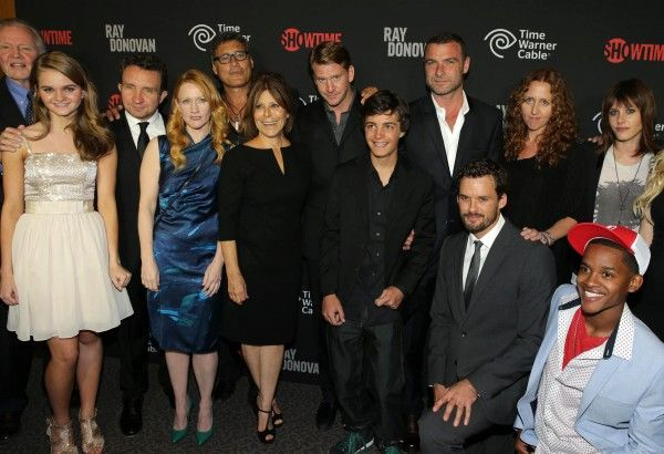 ray donovan tv series cast