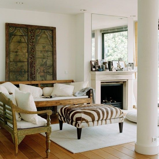 See inside a modern dutch home colonial dutch and Modern colonial interior design