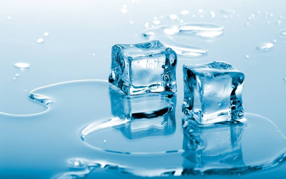 Culligan Water Try To Make Ice Cubes Ice Redness On Face Ice Cube