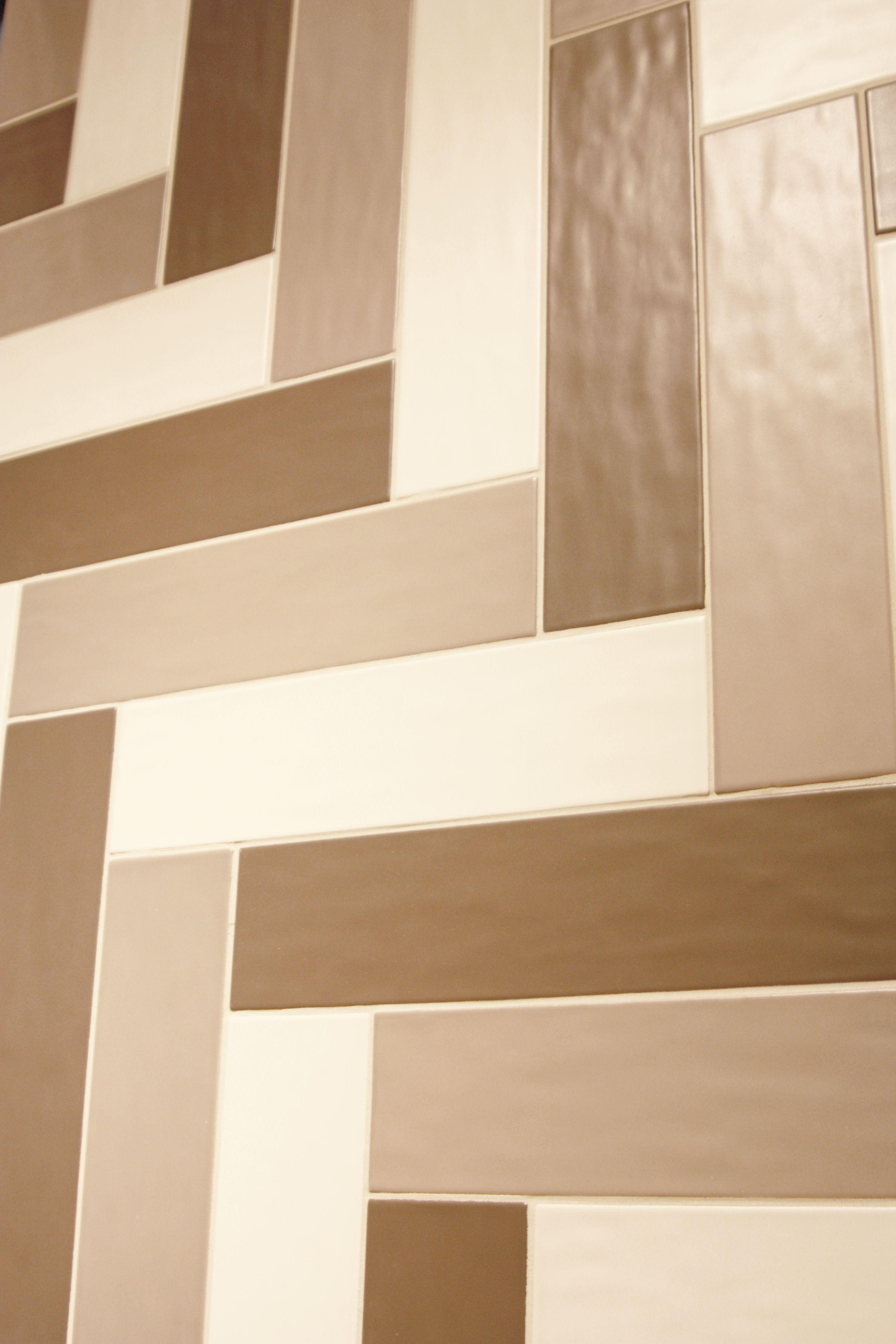 Tonalite collezione floor 40 10x40 7 colori matt tiles - Posa piastrelle ...