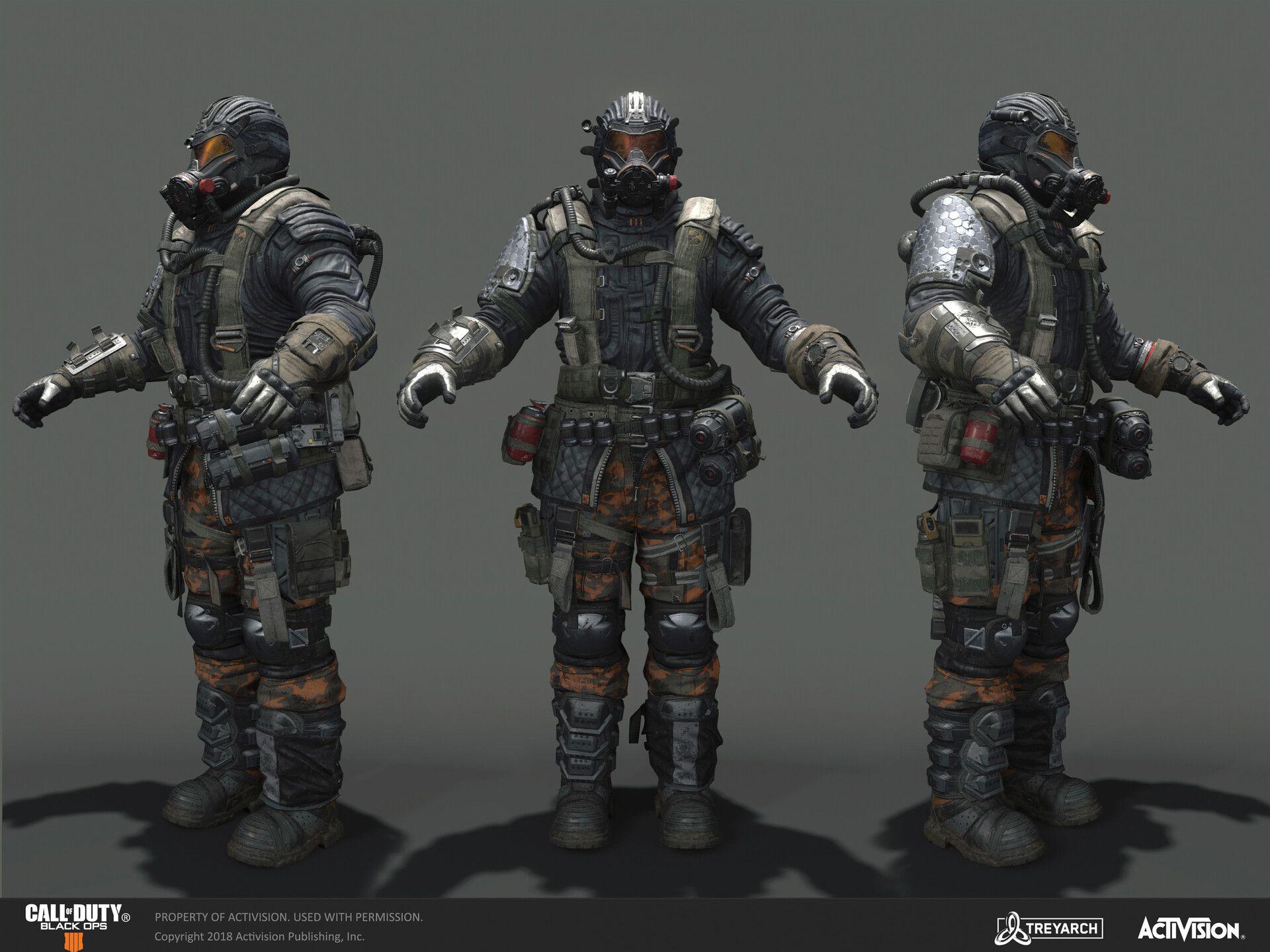 Artstation Call Of Duty Black Ops 4 Firebreak Brandon Bennett Black Ops 4 Black Ops Call Of Duty