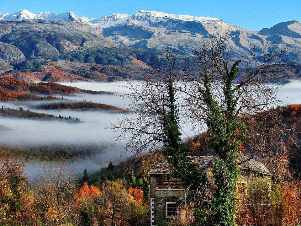 Zagori, Mount Pindos GREECE