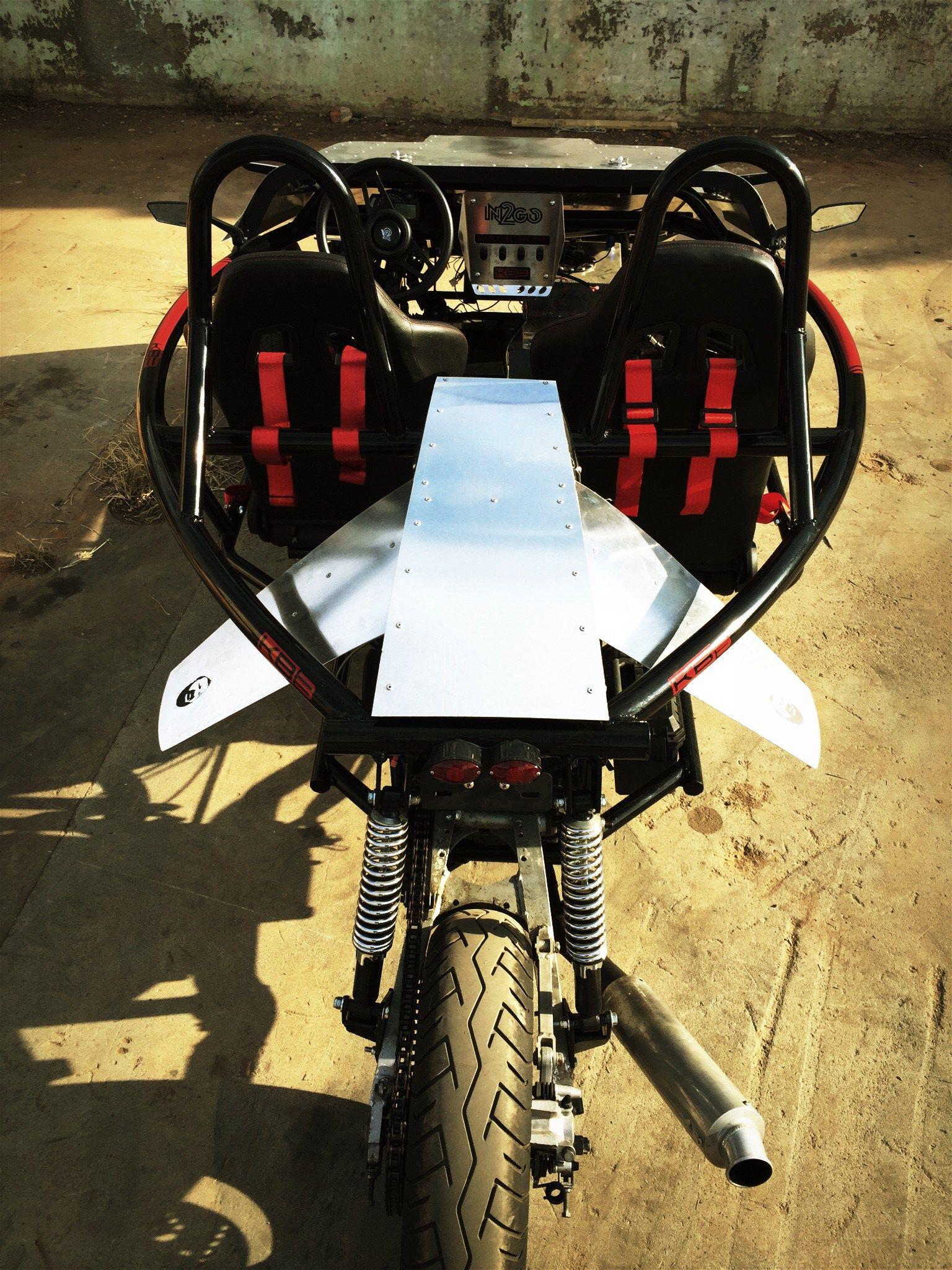 3 Wheel Car Trike Kits Reverse Trike Trike