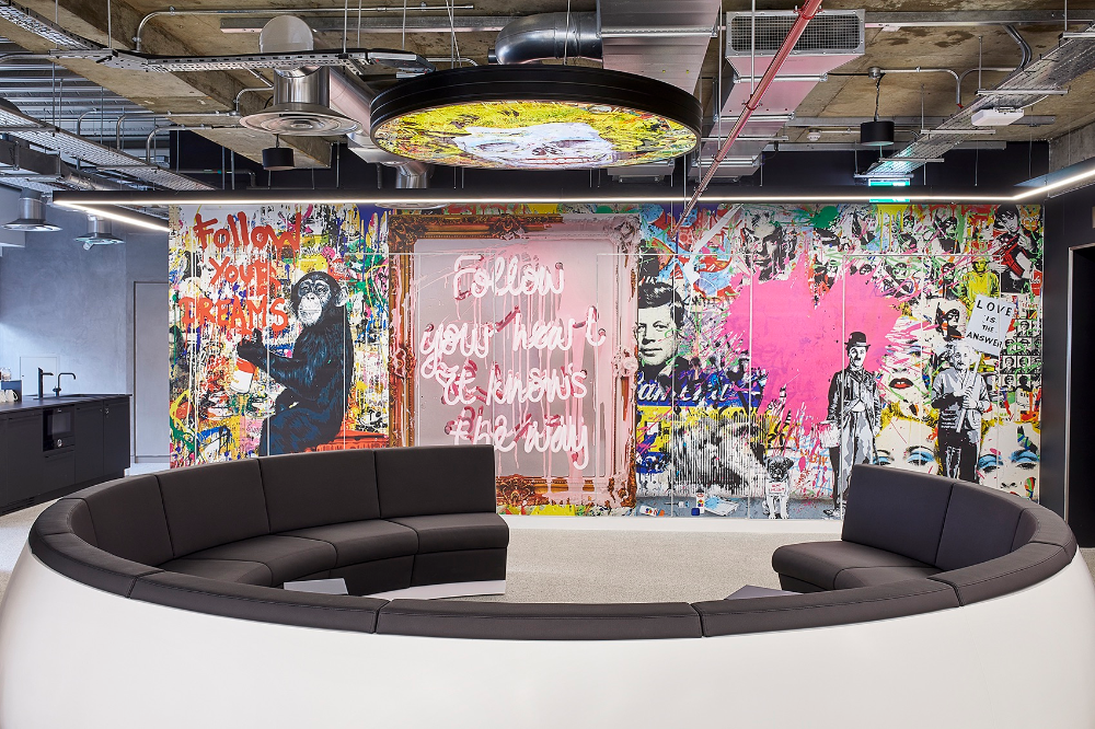 A Tour of Sports Direct's New London Office Sports