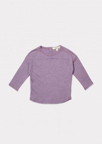 Obsidian Baby T Shirt, Heather