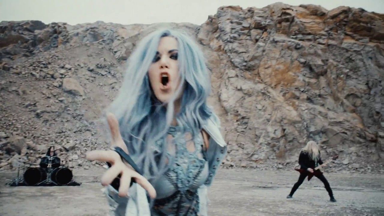 Arch Enemy The Eagle Flies Alone Official Video With Images