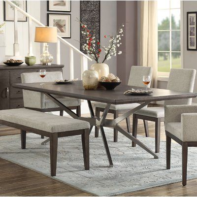 Foundry Select Penelope Dining Table (con immagini ...