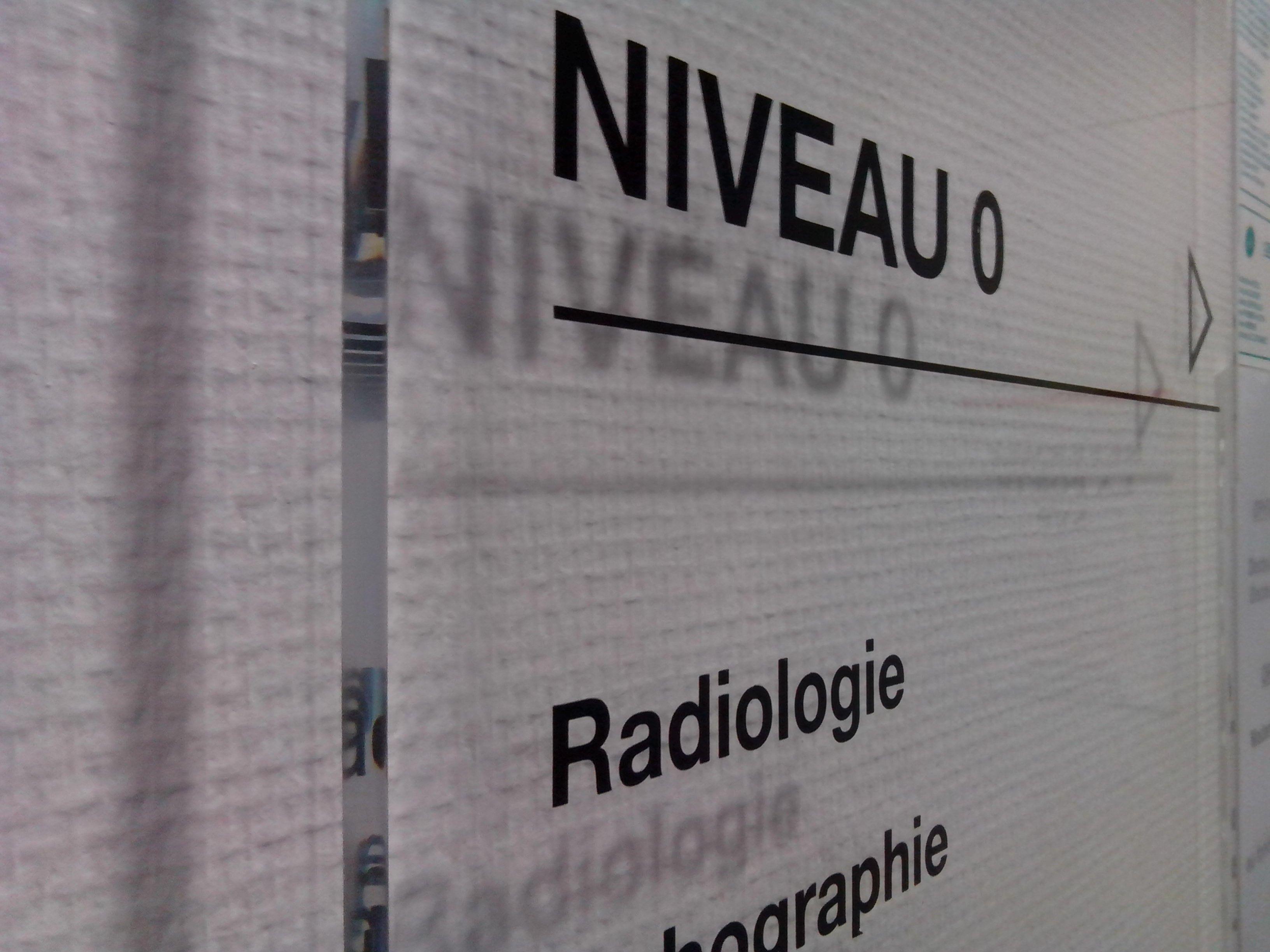 Plaque en plexiglas transparente signal tique d 39 tage - Plaque en plexiglas ...