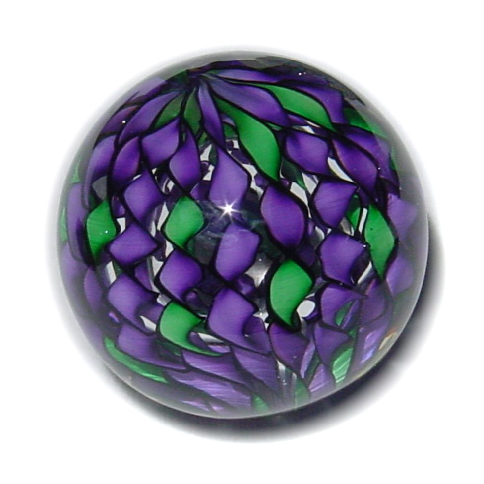Art Glass Marbles | Handblown Contemporary Art Glass Marble
