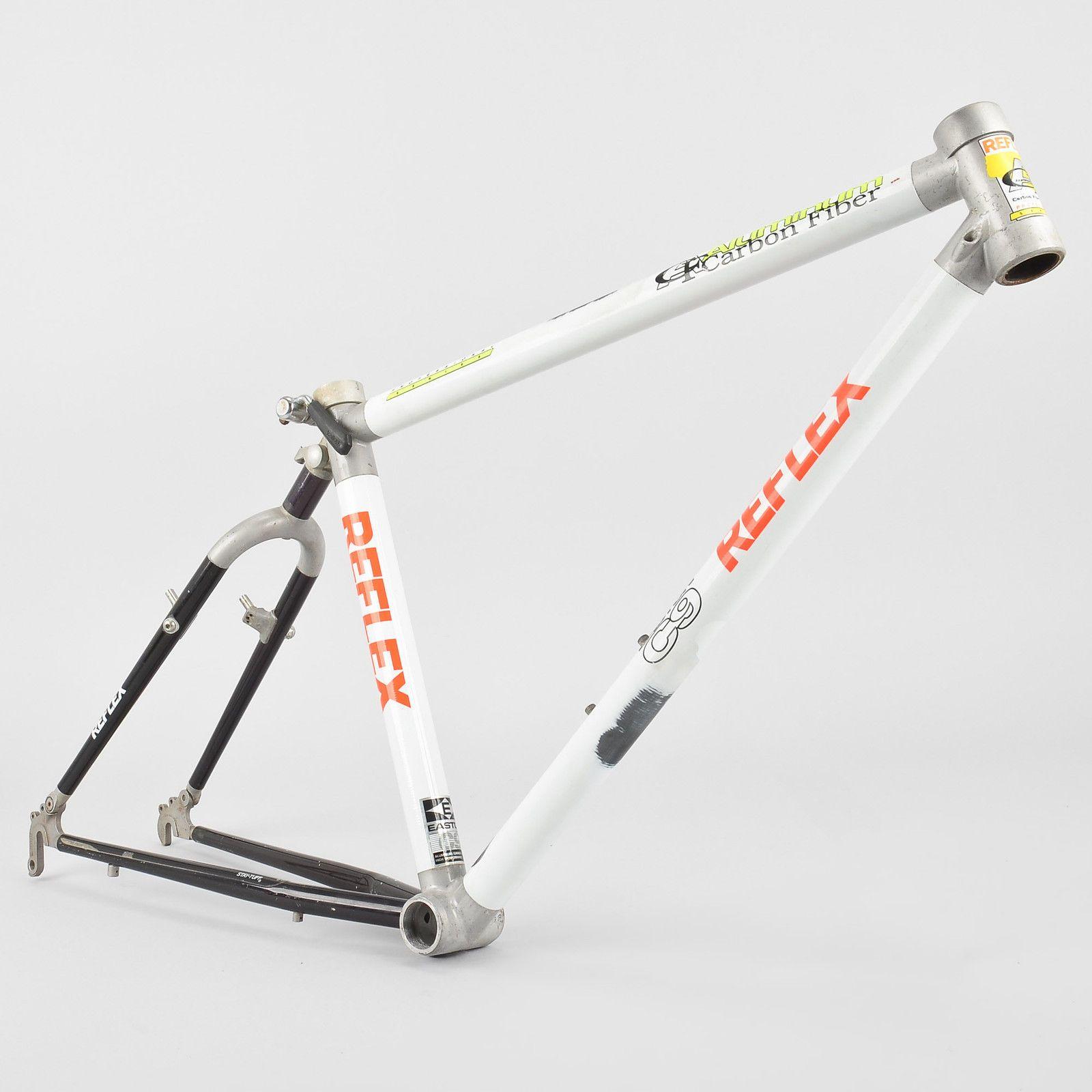 vintage reflex acf professional series mountain bike frame 15 26 canti easton ebay
